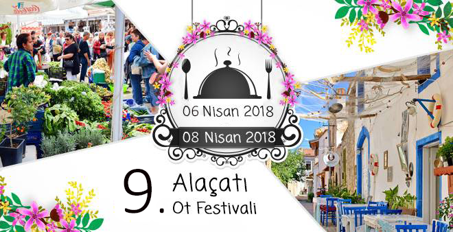 9. Alaçatı Ot Festivali